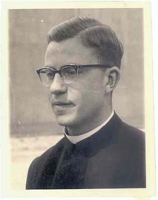 Frater Rudolf Schneiders als Student