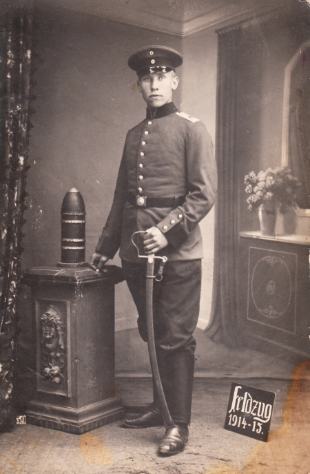 Franz Alt, FAR 16, * 1894 (Niedersaubach)/ + 1915 (Kevevara, Serbien)