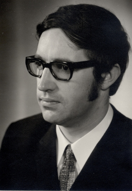 Hans Jürgen Birringer damals