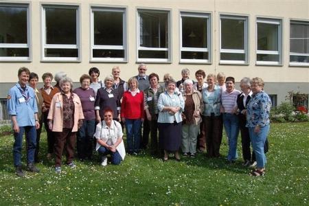 Trierer Pfadfinderinnen nach 35 Jahren