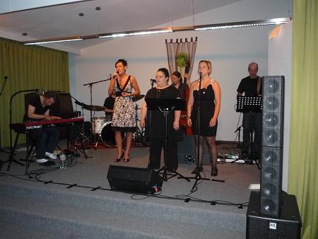 saubach in concert; Fotos: Lothar Schmidt